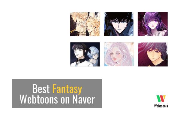 Best Fantasy Webtoons on Naver