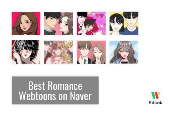 Best Romance Webtoons on Naver